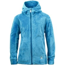 Spyder Damsel Jacket - Fleece (For Girls) in Coast - Closeouts