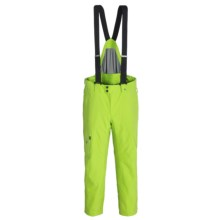 Spyder Dare Thinsulate® Ski Pants - Waterproof, Insulated, Athletic Fit (For Men) in Theory Green - Closeouts