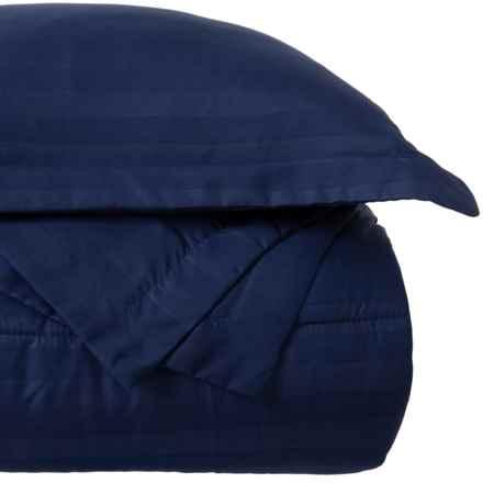 Spyder Down-Alternative Comforter Set - Queen, Deep Blue in Deep Blue