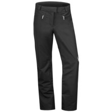 Spyder Empress Ski Pants - Insulated, Full Side Zip (For Women) in Black - Closeouts