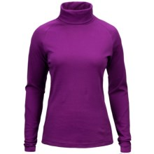 Spyder Exodus Turtleneck - Long Sleeve (For Women) in Gypsy - Closeouts
