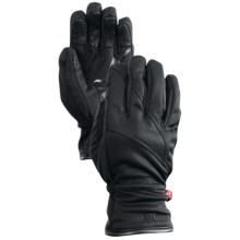 Spyder Facer Windstop Gloves (For Women) in 001 Black - Closeouts