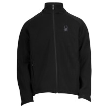 Spyder Foremost Sweater - Heavyweight (For Men) in Black/Black - Closeouts