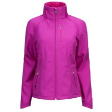 Spyder Fresh Air Jacket - Soft Shell (For Women) in Sassy Pink - Closeouts