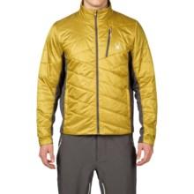 Spyder Glissade PrimaLoft® Ski Jacket - Insulated (For Men) in Brazen/Polar/Polar - Closeouts