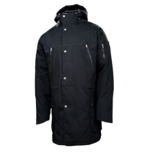 Spyder GT Ski Jacket - Insulated (For Men) in Black - Closeouts