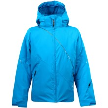 Spyder Hitch Core Jacket - 3-in-1 (For Girls) in Coast - Closeouts