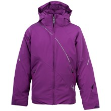 Spyder Hitch Core Jacket - 3-in-1 (For Girls) in Gypsy - Closeouts