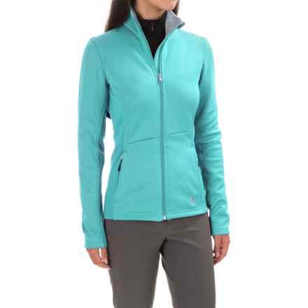 Spyder Jewel Sweatshirt (For Women) in Freeze - Closeouts