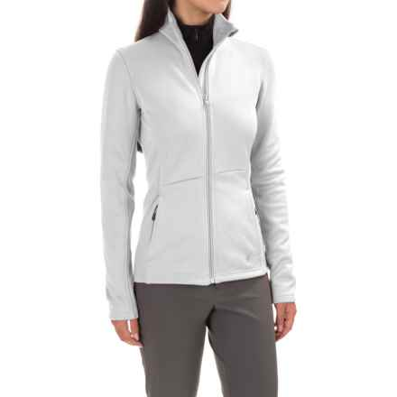 Spyder Jewel Sweatshirt (For Women) in White - Closeouts
