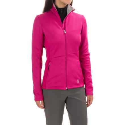 Spyder Jewel Sweatshirt (For Women) in Wild - Closeouts