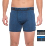 Spyder Knit Boxer Briefs - 3-Pack (For Men)