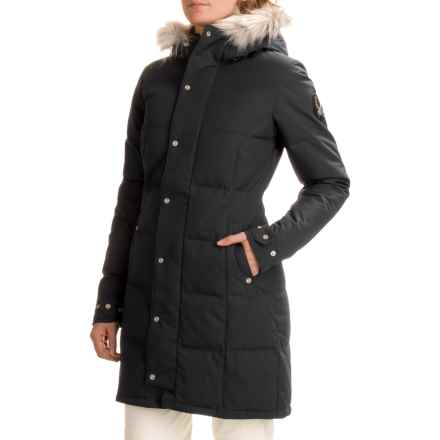 Spyder Lavinia Down Parka - Waterproof, 650 Fill Power (For Women) in Black - Closeouts