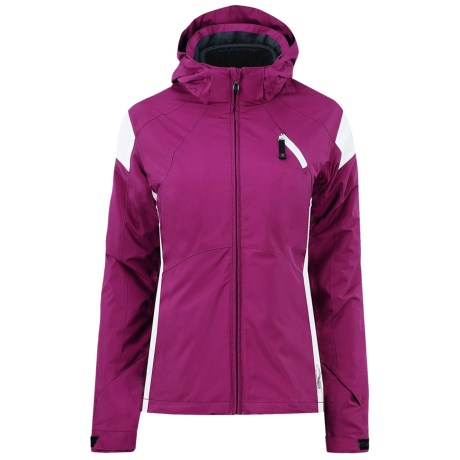 Spyder Magnolia Ski Jacket - 3-in-1, Insulated (For Women) in Mgt/Wht