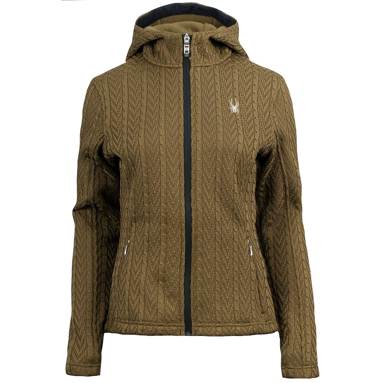 Spyder Full Zip Hoodie G Girls Sweater 2012