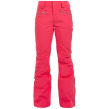 Spyder Me Thinsulate® Ski Pants - Waterproof, Insulated, Athletic Fit (For Women) in Bright Pink - Closeouts