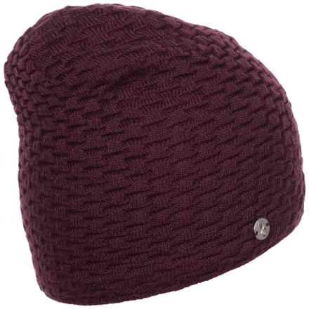 Spyder Merino Beanie - Merino Wool (For Women) in Fini - Closeouts