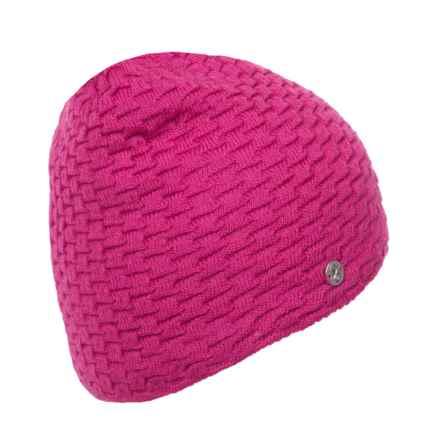 Spyder Merino Beanie - Merino Wool (For Women) in Voila - Closeouts