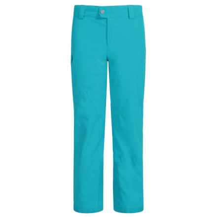 Spyder Mimi Ski Pants - Waterproof, Insulated (For Girls) in Bluebird - Closeouts
