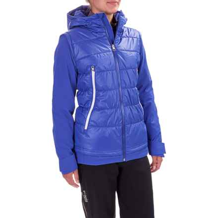 Spyder Moxie Ski Jacket - Waterproof, Insulated (For Women) in Bling/Bling/Bling - Closeouts