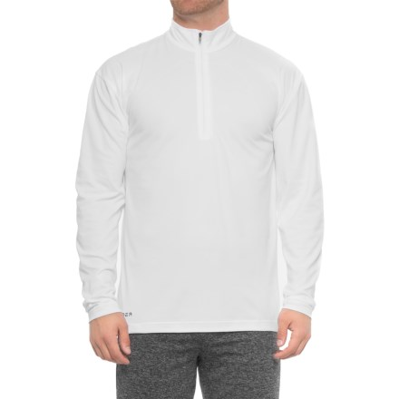 583b6792f0608 Spyder Mt. Kelso Dry W.E.B. Pullover Turtleneck - Zip Neck, Long Sleeve (For