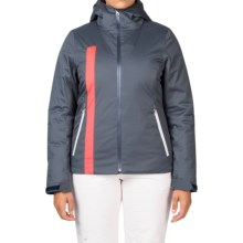 Spyder Myx Thinsulate® Ski Jacket - Waterproof, Insulated (For Women) in Depth/Bright Pink/White - Closeouts