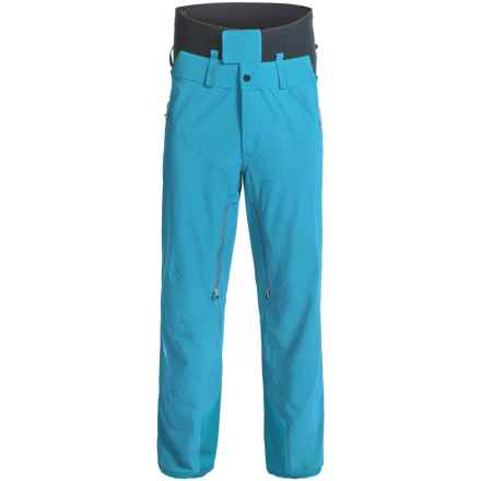 Spyder Nordwand Shell Ski Pants - Waterproof (For Men) in Electric Blue/Concept Blue - Closeouts