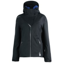 Spyder Power Ski Jacket - Waterproof, Insulated (For Women) in Black - Closeouts