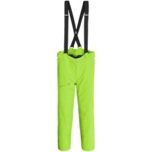 Spyder Propulsion Athletic Fit Ski Pants - Waterproof, Insulated (For Men) in Bright Yellow - Closeouts