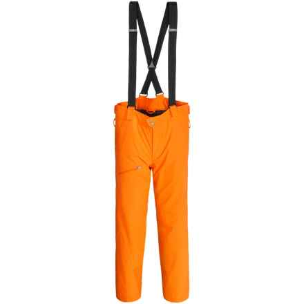 Spyder Propulsion Athletic Fit Ski Pants - Waterproof, Insulated (For Men) in Bryte Orange - Closeouts