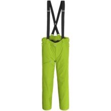 Spyder Propulsion Athletic Fit Ski Pants - Waterproof, Insulated (For Men) in Theory Green - Closeouts