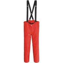 Spyder Propulsion Athletic Fit Ski Pants - Waterproof, Insulated (For Men) in Volcano - Closeouts