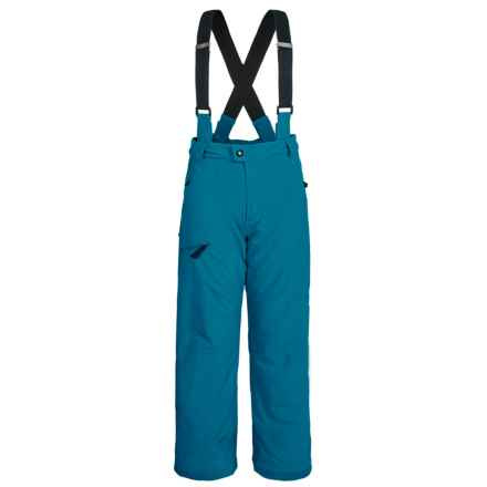 Spyder Propulsion Ski Pants - Waterproof, Insulated (For Big Boys) in Concept Blue - Closeouts
