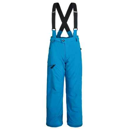 Spyder Propulsion Ski Pants - Waterproof, Insulated (For Big Boys) in Electric Blue - Closeouts