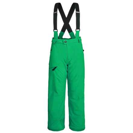 Spyder Propulsion Ski Pants - Waterproof, Insulated (For Big Boys) in Jungle - Closeouts