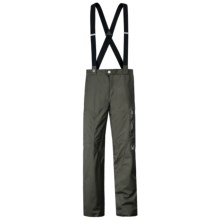 Spyder Propulsion Ski Pants - Waterproof, Insulated, Tailored Fit (For Men) in Peat - Closeouts
