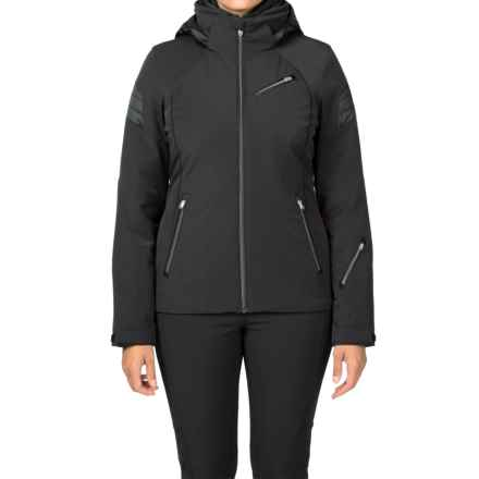 Spyder Radiant PrimaLoft® Ski Jacket - Waterproof, Insulated (For Women) in Black - Closeouts