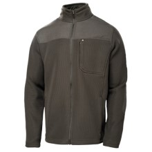 Spyder Rambler GT Sweater - Fleece Lined, Full Zip (For Men) in Osetra - Closeouts