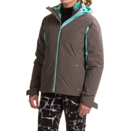 Spyder Rebel 3-in-1 Jacket - Waterproof, Insulated (For Women) in Weld/Freeze/Freeze - Closeouts