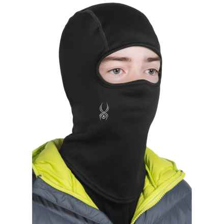 Spyder Shield Balaclava (For Little and Big Kids) in Black - Closeouts