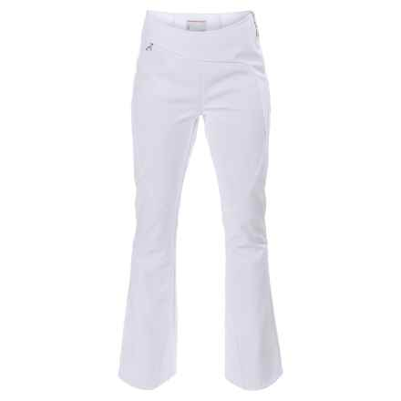 Spyder Slalom Ski Pants - Waterproof (For Women) in White - Closeouts