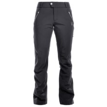 Spyder Thrill PrimaLoft® Ski Pants - Insulated, Athletic Fit (For Women) in Black - Closeouts