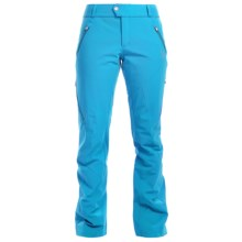 Spyder Thrill PrimaLoft® Ski Pants - Insulated, Athletic Fit (For Women) in Riviera - Closeouts