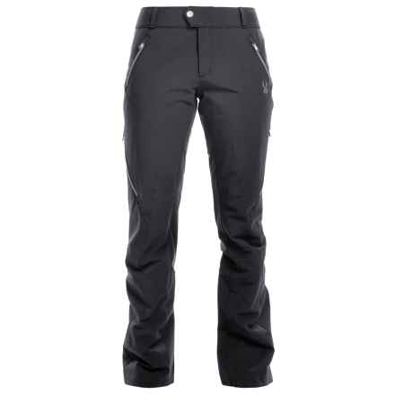 Spyder Thrill PrimaLoft® Ski Pants - Waterproof, Insulated (For Women) in Black - Closeouts