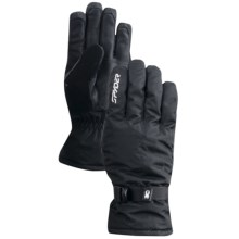 Spyder Titan Gore-Tex® Ski Gloves - Waterproof, Insulated (For Men) in Black - Closeouts