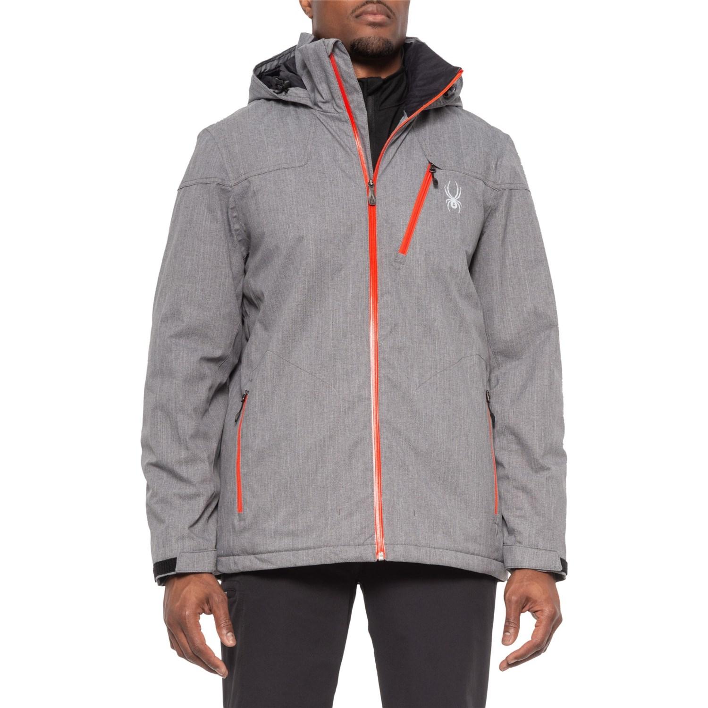 real quality best sale elegant shape Spyder Traveler Ski Jacket - Waterproof, Insulated (For Men)