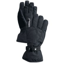 Spyder Traverse Gore-Tex® Ski Gloves - Waterproof, Insulated (For Women) in Black - Closeouts