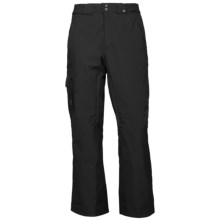 Spyder Troublemaker Ski Pants - Insulated (For Men) in Black - Closeouts