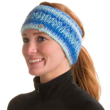 Spyder Twisty Knit Headband (For Women) in Bling/Multi Color - Closeouts