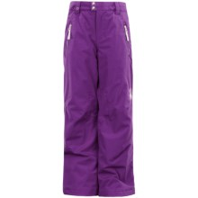 Spyder Vixen Ski Pants - Insulated (For Girls) in Gypsy - Closeouts